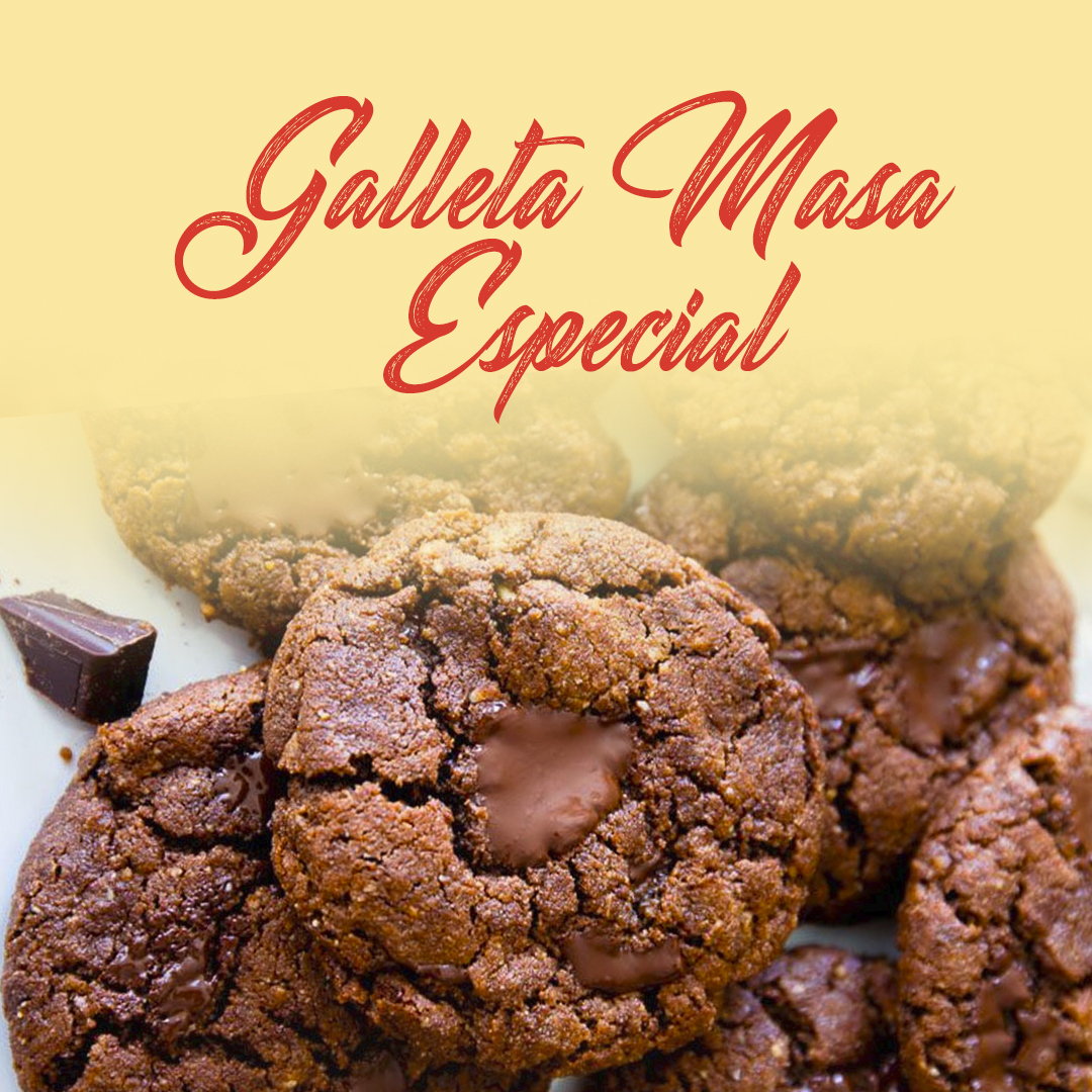 Galleta Masa Base